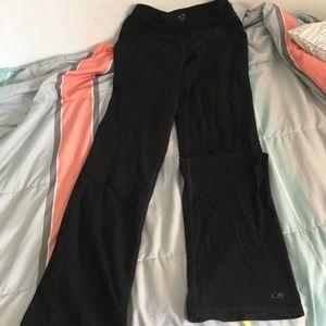 Champions black stretchy pants