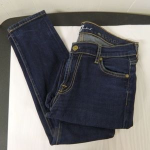 7 For All Mankind The Skinny Stretch Jeans sz 27