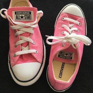 Chuck Taylors Hot Pink Converse