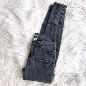 BDG Black Wash Motto Jeans