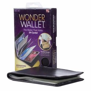 Other - Wonder Wallet RFID blocking