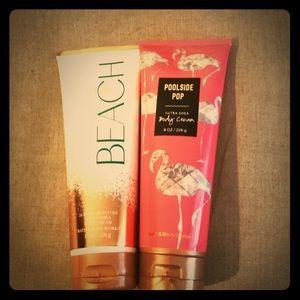 Brand new. Bath & Body Works Body Cream