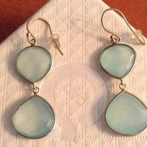 Jewelry - GORGEOUS 925 STAMPED EARRINGS