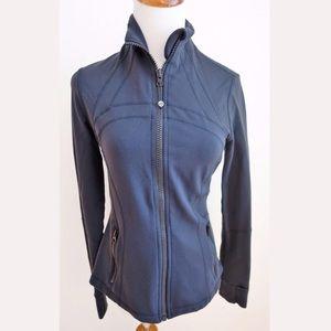 LULULEMON Black Define Jacket Zip Up Long Sleeves