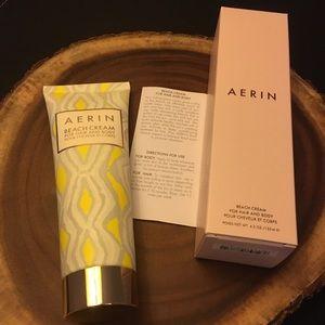 New - Aerin Beach Cream