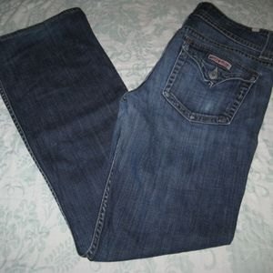 Hudson Signature Boot Cut Jeans Size 29
