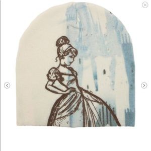 Disney Princess Cinderella Beanie NWT