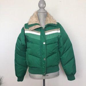 d25dc5fd6cf4 Me Jane Jackets   Coats - Puffer Jacket removable sleeves VEST Snow