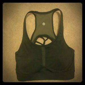 Lululemon sporty strappy bra