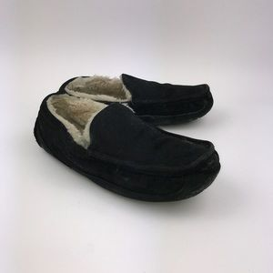 UGG Men's Ascot Moccasin Slippers Size 11