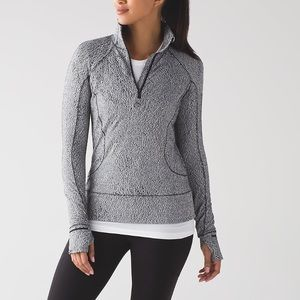 Lululemon 1/4 zip pullover Sz6, New-no tags
