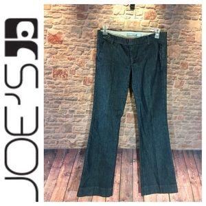 ⭐️Joe's Jeans Wide hem denim trouser size 31