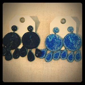 NWT 2 pair Anthropologie Earrings. 1 pair for $15