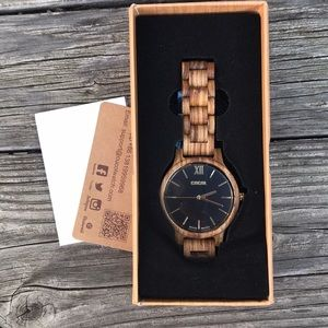 Other - Wooden watch