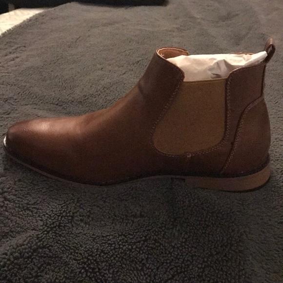 Boohoo Men's Chelsea Boots NWT