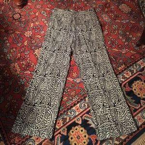 NWT Flowy Loft Pants Size 8
