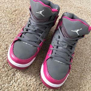 Brand new Jordan's. Size 7
