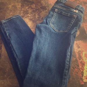 Little girls lucky jeans