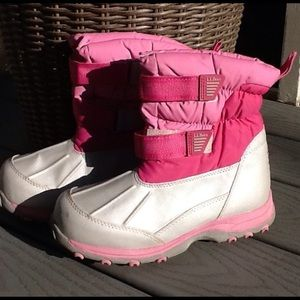 L.L. Bean girl's winter boots size 3