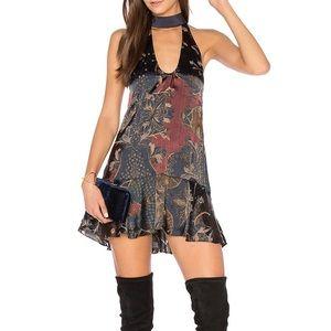 {Free People} Tunic Top/Mini Dress