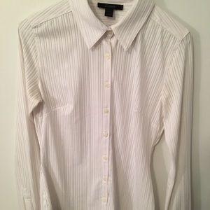 Women's Ribbed Dress Shirt