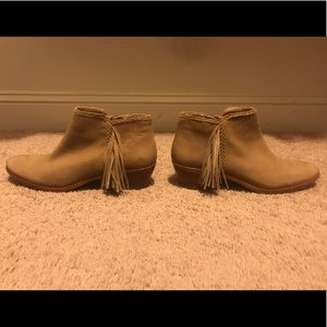 "Sam Edelman Womens ""Paige"" Booties Size 9"