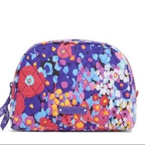 Vera Bradley Medium Cosmetic Bag, Impressionista