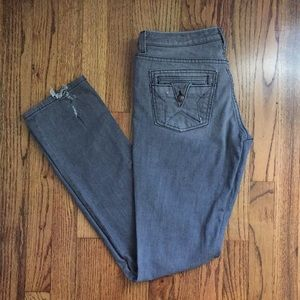 Gray People's Liberation jeans, 28