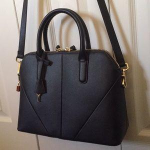 Zara city crossbody bag