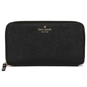 Kate Spade Cedar Street Maia Travel Wallet