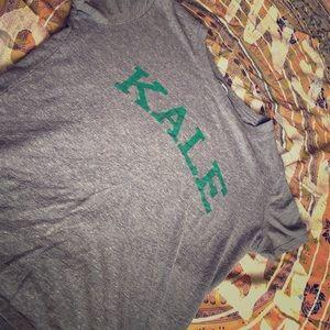 • Kale tee shirt •