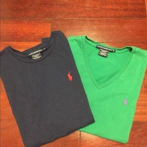 Polo Short Sleeve T shirts 😊🍾🇱🇷