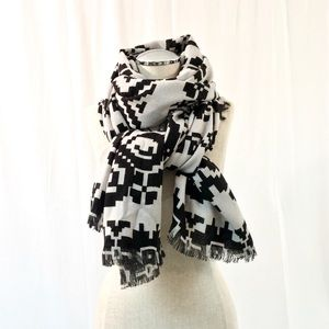 Michael Stars Thick Scarf/Wrap