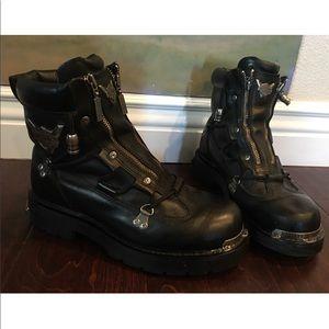 Harley Davidson Boots Women Size 8 1/2
