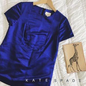 • Kate Spade Silk top