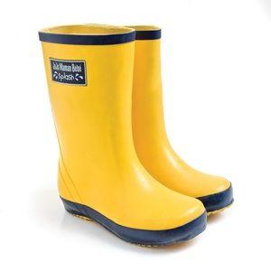 Jojo Maman Bebe boutique rain boots child size 9
