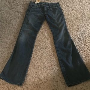7 for all Mankind Lexie petite size 29 jeans