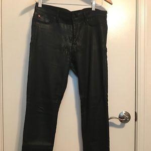 Hudson Jeans - Black Skinny
