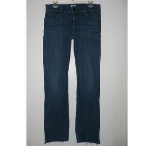 HUDSON Classic Flap Pocket Boot Cut Stretch Jeans