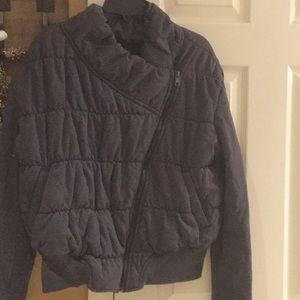 Lululemon size 12 grey rejuvenate jacket