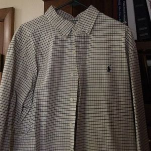 XL  Ralph Lauren polo oxford