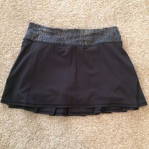 NWOT Lululemon Pace Setter Skirt - DISCONTINUED