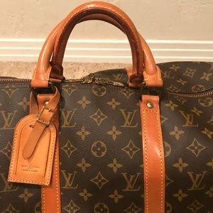 Beautiful Vintage Louis Vuitton Bandouliere 50