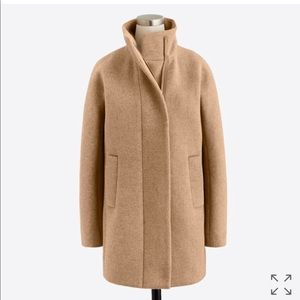 JCrew Factory City Coat