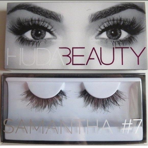 8c2f2fa58b0 Huda Beauty Makeup | New Classic False Lashes 7 Samantha | Poshmark