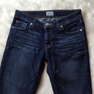 Hudson Krista super skinny jeans. Size 25.