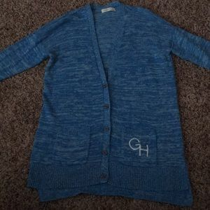 GILLY HICK CARDIGAN