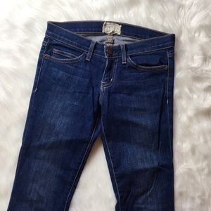 Current/Elliott blue flare jeans.  Size 25