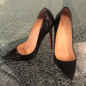 Women's Authentic Christian Louboutin Pigalle