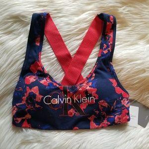 NWT* Calvin Klein Gorgeous Bralette*